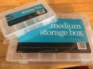 Hobby Storage Box